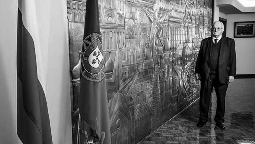 Muere en Lisboa el embajador ruso en Portugal, Oleg Beloús
