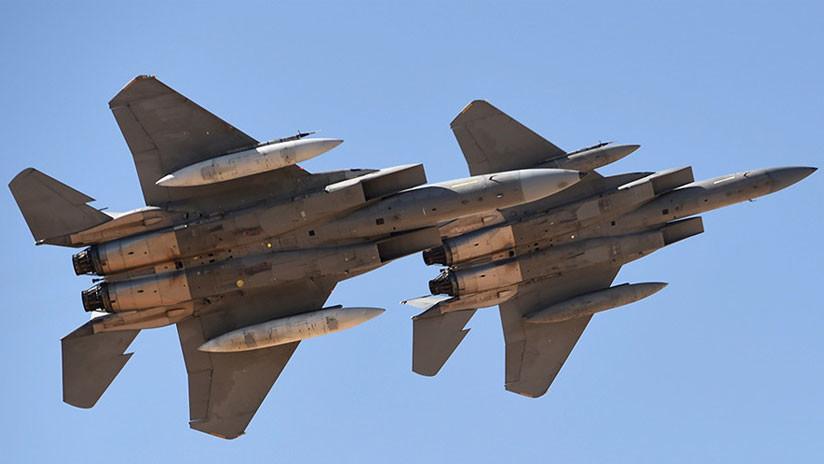 Arabia Saudita intercepta un misil balístico sobre Riad
