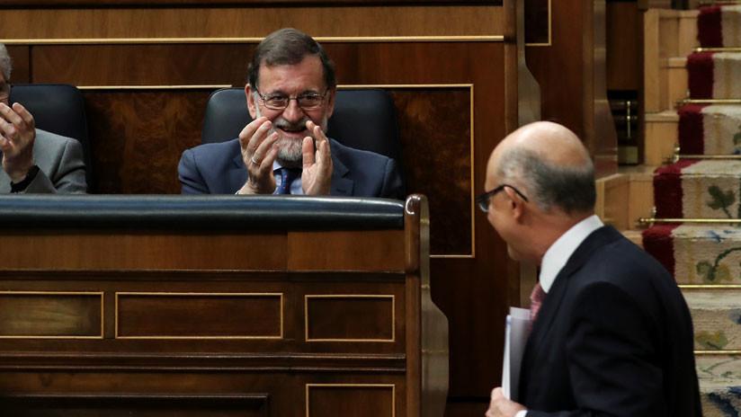El Gobierno de Rajoy recurre la ley para evitar la investidura de Puigdemont a distancia