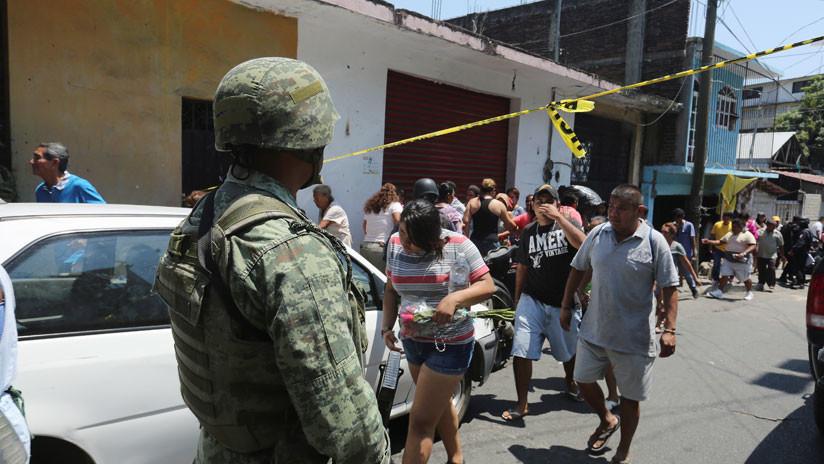 México: Matan a tres militares en Coyuca durante una emboscada