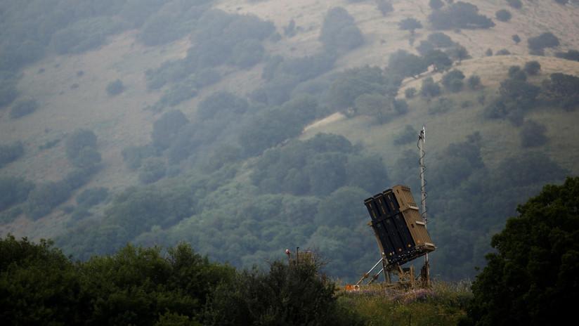 Israel bajo ataque: reportan bombardeo tras sonar las sirenas antiaéreas en los Altos del Golán