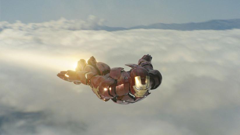 En EE.UU. le roban a 'Iron Man' su armadura, valuada en 325.000 dólares