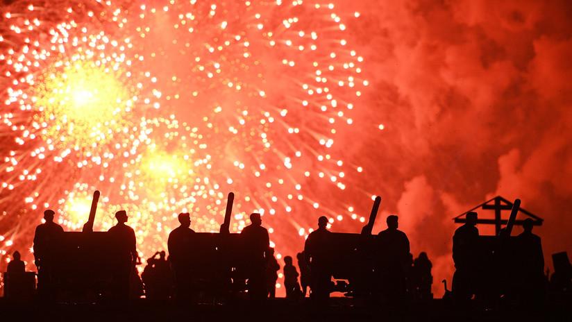 Hazaña inmortal: Moscú celebra el 73º aniversario de la Victoria en la Gran Guerra Patria