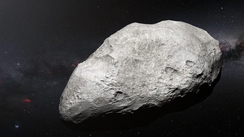 Hallan un misterioso asteroide 'exiliado' en los confines del Sistema Solar