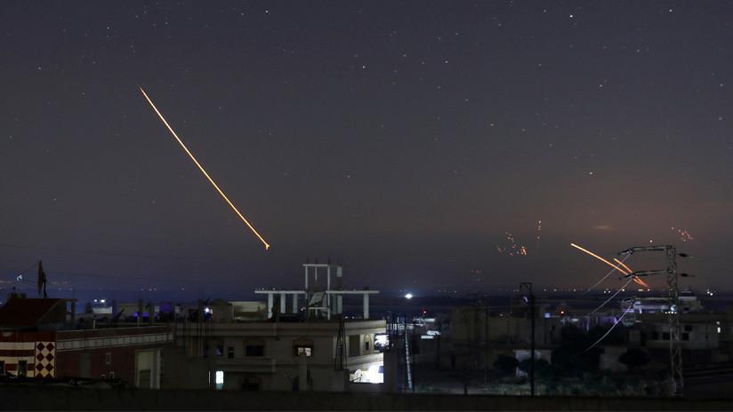 """Israel golpea """"casi todos"""" los sitios de infraestructura iraní en Siria"""