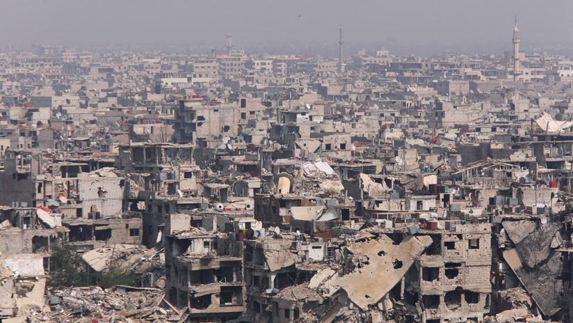 """Assad: """"Estamos en un tipo de guerra mundial mayor que la Guerra Fría"""""""