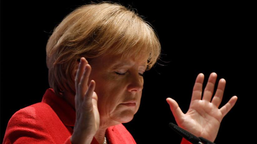 """Merkel: Europa ya no puede confiar en EE.UU. para que la """"proteja"""""""