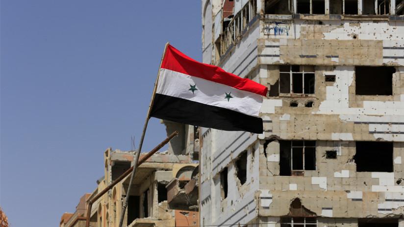Siria denuncia varios muertos y heridos a causa del ataque de Israel
