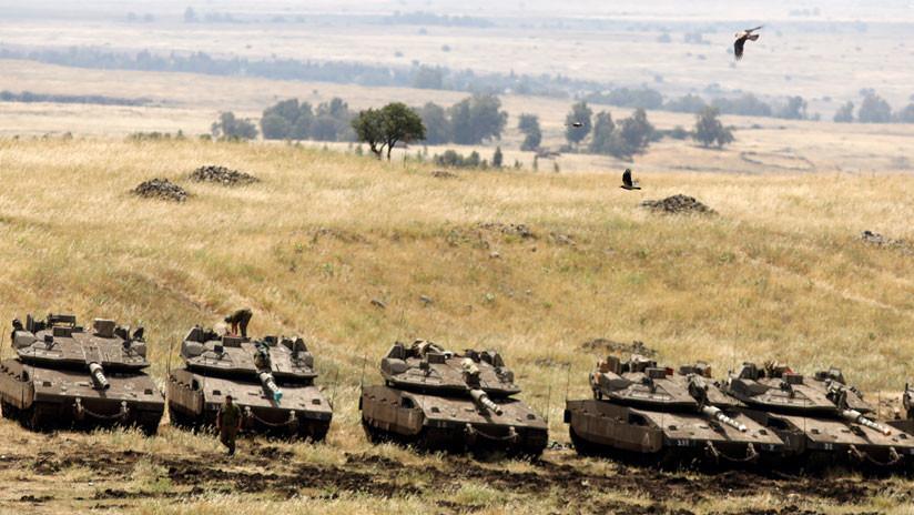 """EE.UU. condena a Irán tras el ataque en los Altos del Golán y """"apoya fuertemente"""" a Israel"""