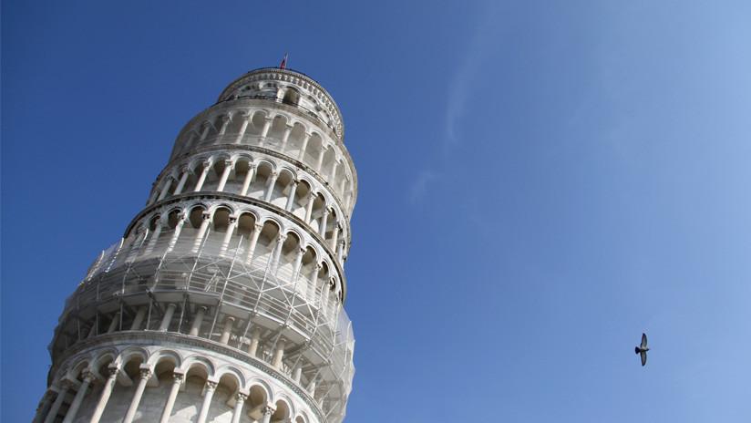 Revelan el secreto de la torre de Pisa que la vuelve 'inmune' a los terremotos