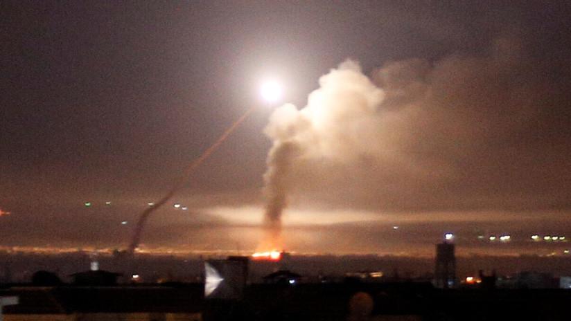 """Espero que hayan entendido el mensaje"": Israel e Irán intercambian misiles en Siria"