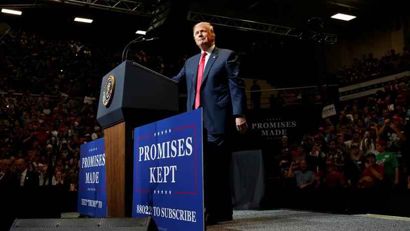 VIDEO: Trump se mofa de las 'fake news' y da a conocer qué provocaría una guerra nuclear