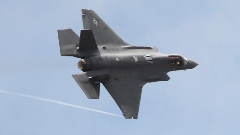 El caza furtivo F-35 de EE.UU. podría ser derribado por armas de la Segunda Guerra Mundial