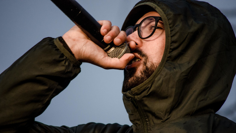 España: El rapero Valtonyc tendrá que ingresar en prisión por las letras de sus canciones