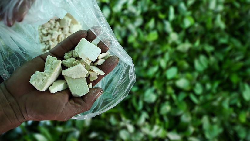 Laboratorio móvil: La nueva modalidad utilizada por narcotraficantes en Colombia