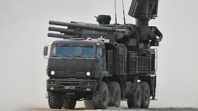 """""""Estaba desactivado o sin munición"""": Cómo Israel logró destruir un Pantsir-S1 ruso en Siria"""