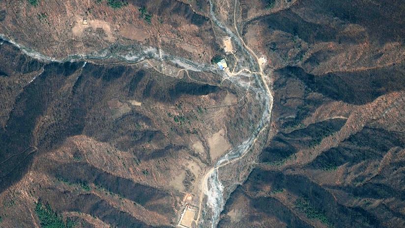 Estudio revela que la última prueba nuclear de Corea del Norte fue tan potente que movió una montaña