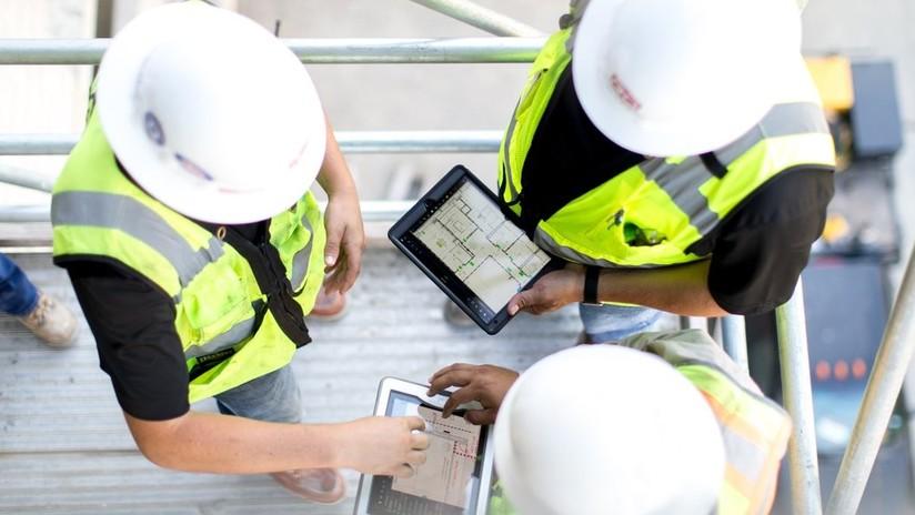 Empresa de construcción usa los iPad en vez de papel y ahorra 1,8 millones de dólares anuales