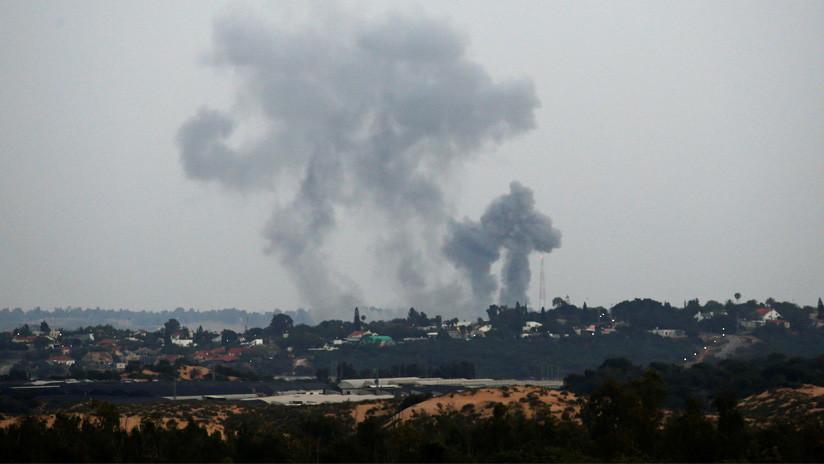 Israel lanza ataques aéreos contra la Franja de Gaza (FOTOS, VIDEO)