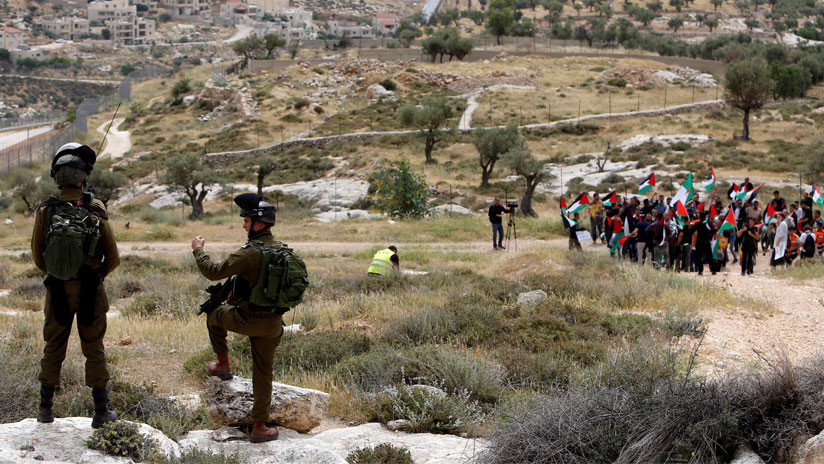Israel duplica sus militares en la frontera con Gaza y Cisjordania