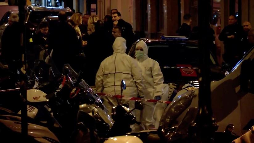 La Policía francesa abre una investigación por terrorismo por el ataque con cuchillo en París