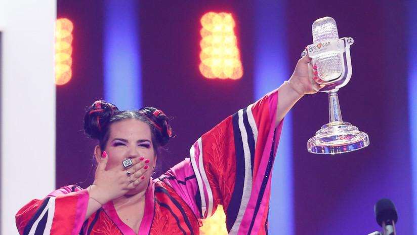 ¿Insultó Netanyahu a la ganadora israelí de Eurovisión en Twitter? Usuarios aclaran el caso