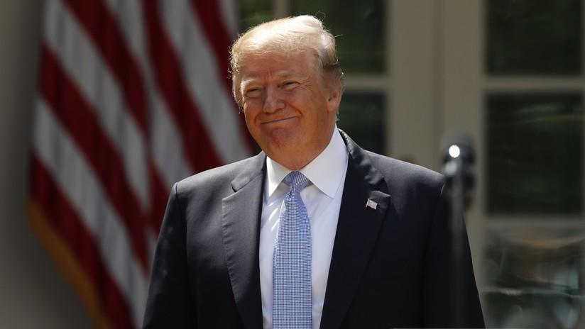 """""""Adiós, Europa"""": Der Spiegel representa a Trump en dedo del medio tras dejar acuerdo nuclear iraní"""