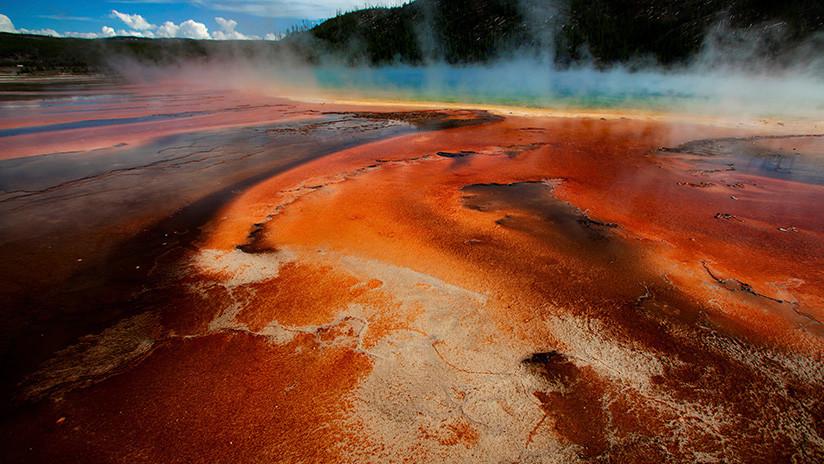 El géiser activo más grande de Yellowstone erupciona de nuevo y los científicos no saben por qué