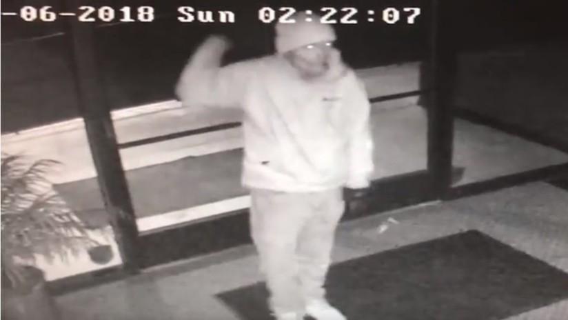 'Smooth Criminal': Ladrón celebra 'a lo Michael Jackson' su robo y acaba detenido (VIDEO)