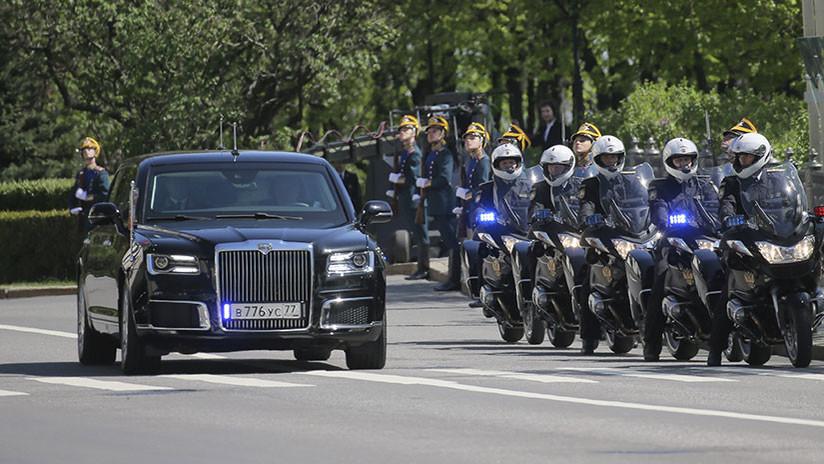 El Aurus contra 'La Bestia': Comparan las limusinas de Putin y Trump