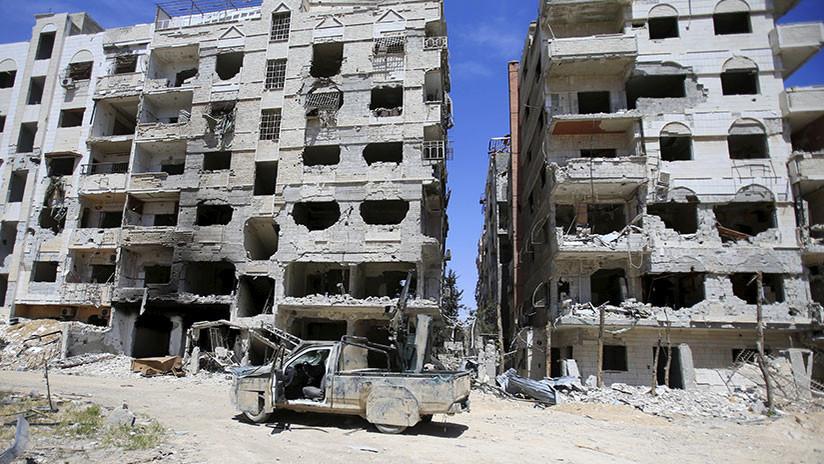 """""""China no busca el provecho particular en la cuestión siria"""""""