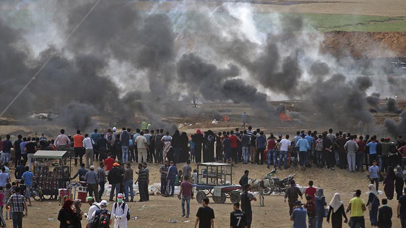 El Ejército israelí declara el territorio cercano a la frontera con Gaza como zona militar cerrada