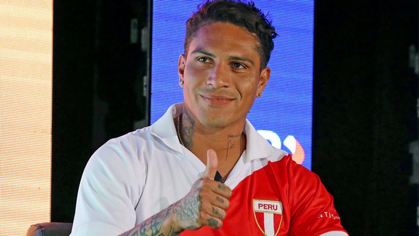 Paolo Guerrero viajará a Rusia al frente del seleccionado de Perú tras la sanción por dopaje
