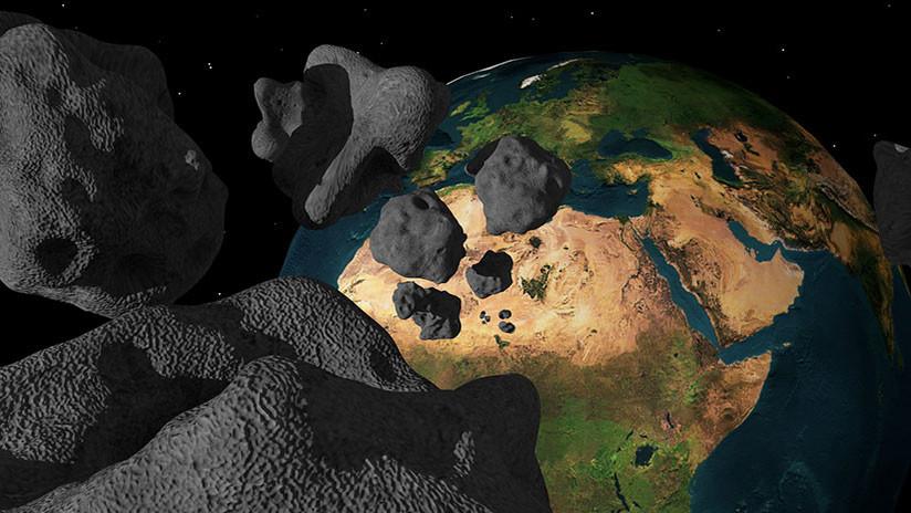 Un asteroide 'perdido', viento en popa a toda vela hacia la Tierra (¡atentos en el hemisferio sur!)