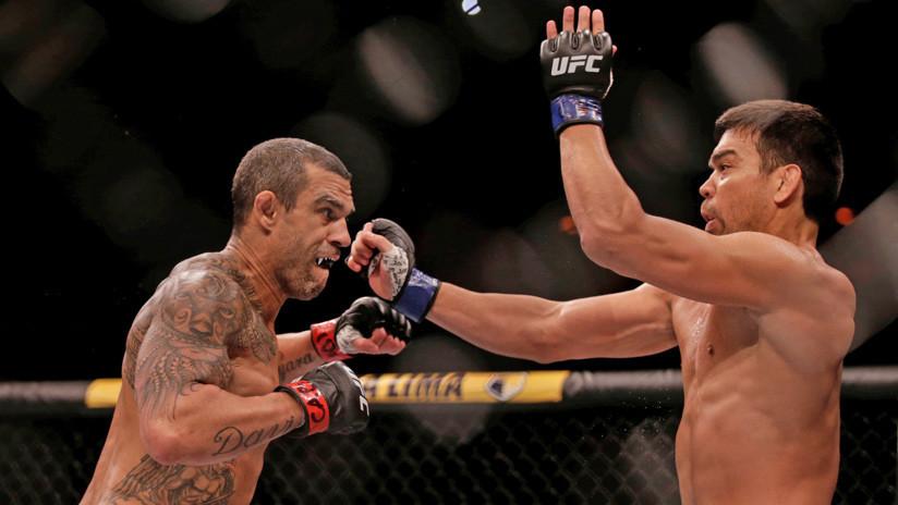 VIDEO: El nocaut que le procuró 50.000 dólares al peleador de UFC Lyoto Machida