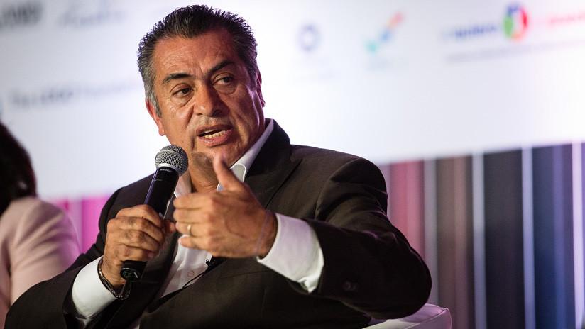 México: El candidato independiente Jaime Rodríguez 'El Bronco' propone eliminar el salario mínimo