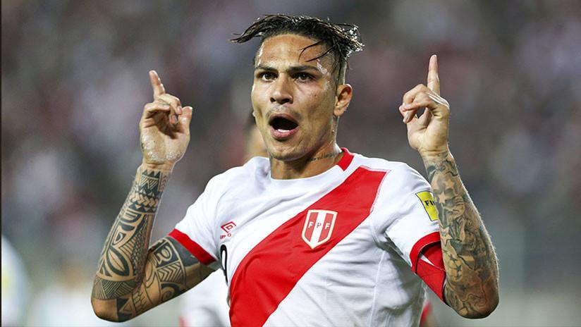 Amplían la sanción para Paolo Guerrero y no irá al Mundial de Rusia 2018