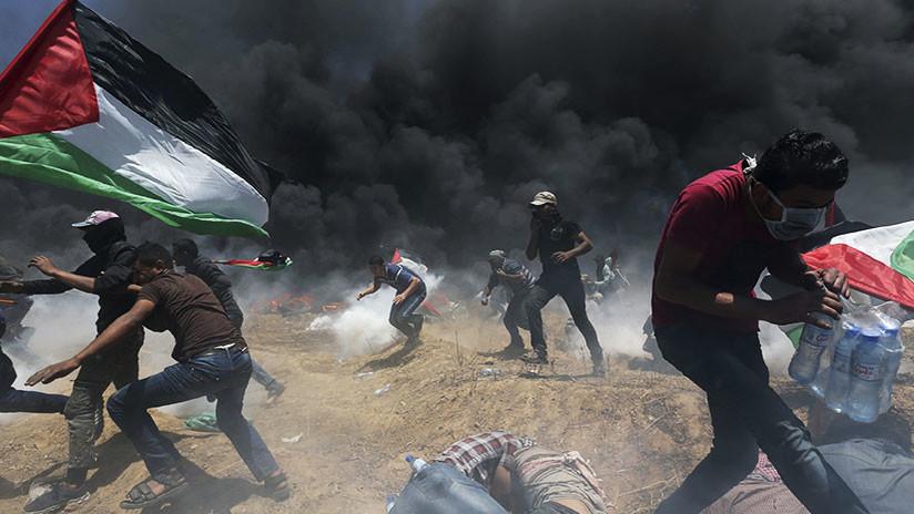 VIDEOS: Israel bombardea objetivos de Hamás en la Franja de Gaza
