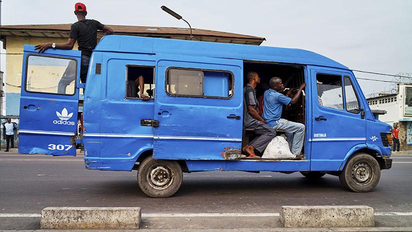 Dos médicos británicos secuestrados en Congo escapan de sus captores en taxi