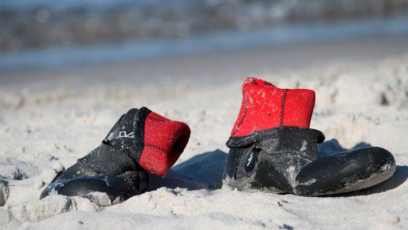 Continúa el misterio de los pies desmembrados que flotan en costas de Canadá