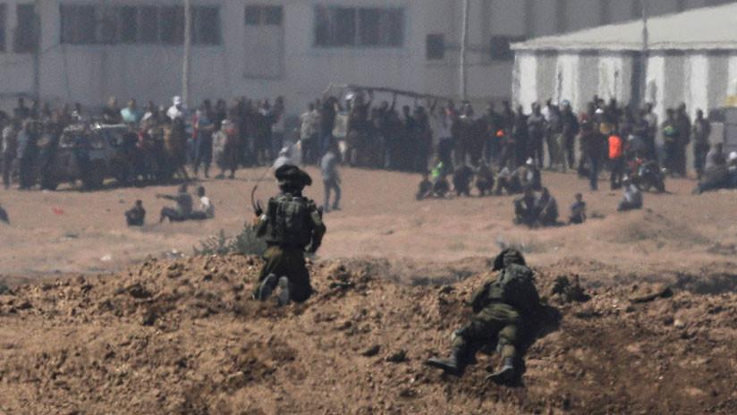 """Testimonios desde la Franja de Gaza: """"El hospital huele a sangre, la sangre está en todas partes"""""""