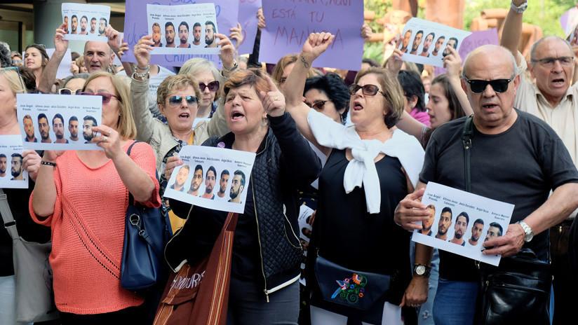 """Uno de los miembros de 'La Manada': """"Os arrepentiréis de haber apoyado el #YoSíTeCreo"""""""