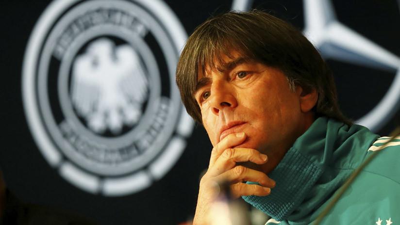 Joachim Löw renueva su contrato como seleccionador de Alemania hasta 2022