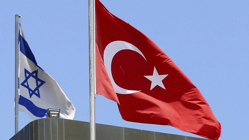 Turquía insta al embajador israelí a abandonar el país
