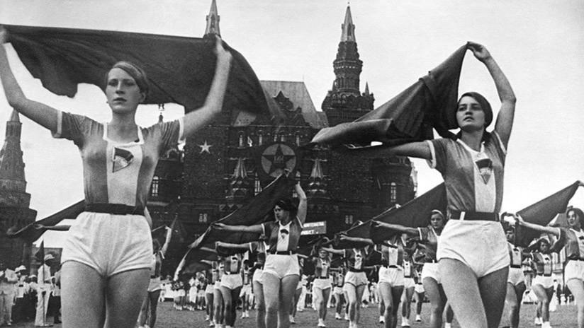 FOTOS: Así de 'explosiva' fue la revolución sexual en Rusia en los años 20