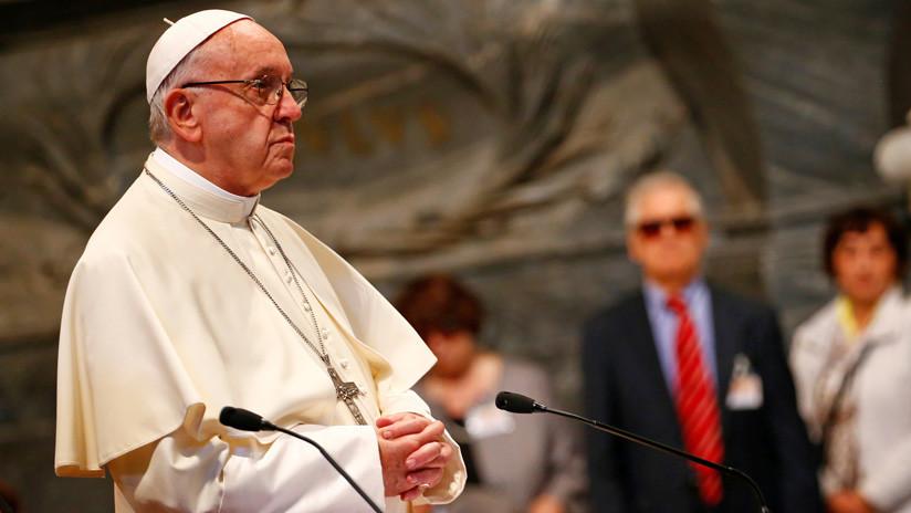 El papa Francisco ha pensado en la renuncia