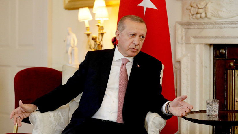 """Erdogan a EE.UU.: """"La historia no los perdonará"""""""