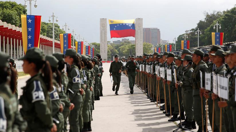 Venezuela: 300.000 funcionarios de seguridad resguadarán las presidenciales