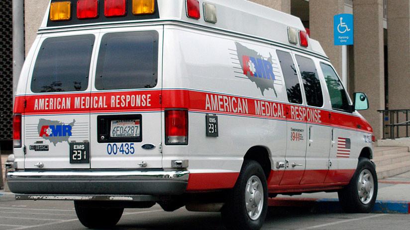 Una explosión en California deja al menos un muerto