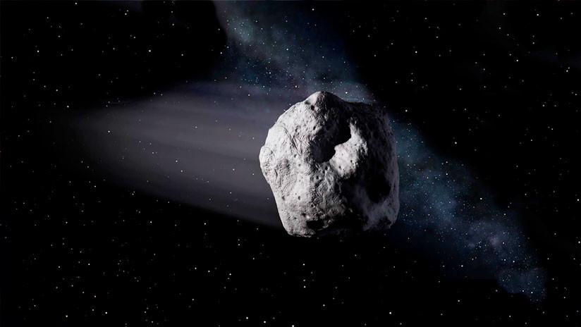 Un asteroide del tamaño de un aerobús pasó cerca de la Tierra este martes
